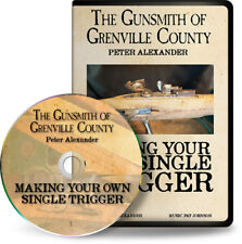 The Gunsmith of Grenville County: Making Your Own Single Trigger (DVD)
