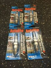 4 pack  - Autolite XS65 Xtreme Sport Iridium Enhanced Spark Plug