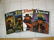SHADOW PULP DOUBLE REPRINTS: #5, 8, 9, 11.. NOSTALGIA VENTURES