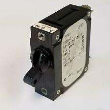 Airpax Netz Circuit Breaker 30A, 80Vdc, IEG6-1-53-30.0-A-01-V