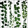 5 x 2m Artificial Ivy Leaves Vine Hanging Ivy Leaf Garland Foliage Wedding Party
