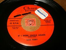 DON PERRY - IF I WERE SINGLE AGAIN - THE DAY WILL COME / LISTEN - TEEN ROCK