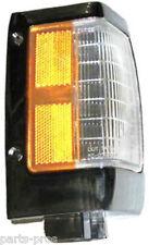 New Chrome Trim Corner Light Lamp RH / FOR 1990-97 NISSAN HARDBODY TRUCK