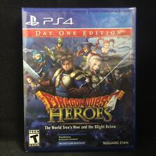 Dragon Quest Heroes: The World Tree's Woe and the Blight Below (PS 4, 2015)