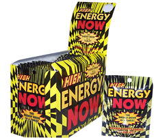 High Energy Now, the Energy Drink in a Tablet that works, 24 packets x 3 tabs