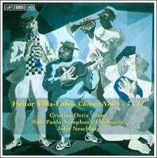 Villa-Lobos: Choros Nos. 5, 7 & 11 (CD, Feb-2008, BIS (Sweden))