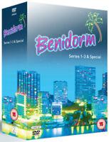 Benidorm: Series 1-3 and the Special DVD (2009) Johnny Vegas, Allen (DIR) cert