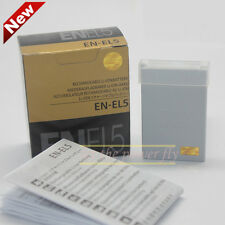 EN-EL5 ENEL5 Battery for Nikon MH-61 P500 P100 P90 P6000 P80 P5100 S10 P3 7900
