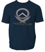 Spartan Warrior Shield 300 GLADIATOR Mens T shirt SIX COLOURS ALL SIZES