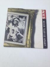 CD SINGLE INXS NEVER TEAR US APART Very good condition