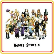 Homies series 6 all 24 different figures,  great for 1:32 dioramas HTF (loose)