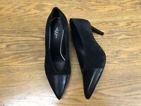 RAG & BONE SUEDE/LEATHER COMBO PUMPS HEEL SHOES NWOB SIZE 6.5 (36.5)