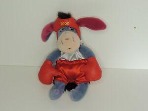 Eyeore Boxing 23cm tall Plush teddy