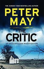 The Critic by Peter May, Book, New (Paperback)