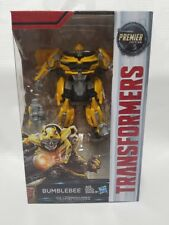 Transformers: The Last Knight Premier Edition Bumblebee NEW IN BOX