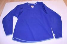 Men's Briar Cliff Chargers M Fleece Pullover Warmup (Royal Blue) Majestic