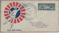 Airmail Cover 1927?