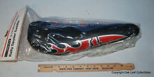 """Banana Seat Sears 16X5"""" Rally Spyder Bike RED Flames on Black Mint in package!"""