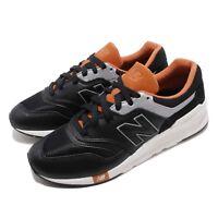 New Balance CM997HGB D Black Grey Orange Men Running Casual Shoes CM997HGBD