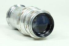 13.5CM f4.5 Tele Anastigmat Lens EXAKTA MOUNT!! MYSTERY LENS!!!