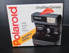 Polaroid OneStep Flash Camera in Original box, Excellent Condition, Tested! NICE