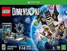 LEGO Dimensions Starter Pack - Xbox One NEW SEALED