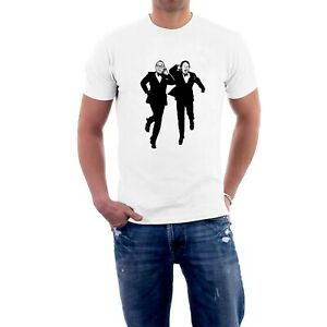 Morecambe & Wise T-shirt Eric & Ernie TV Comedy Duo tee by Sillytees