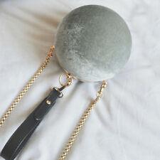 Round Ball Shaped Shoulder Bag Clutch Crossbody Handbag Purse Party Evening Bags