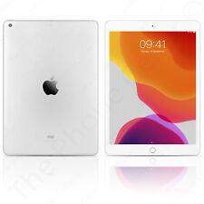 Apple iPad 10.2 7th Gen 128GB Silver White Wi-Fi 2019...