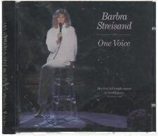 BARBRA STREISAND ONE VOICE CD F.C. SIGILLATO!!!