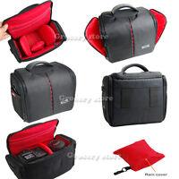 Waterproof DSLR Camera Shoulder Case Bag For Canon EOS 7DMKII 800D 80D 5DS 5DSR