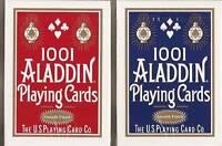 12 DECKS 1001 Aladdin playing cards SMOOTH FINISH!