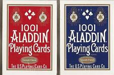 12 DECKS 1001 Aladdin playing cards SMOOTH FINISH!