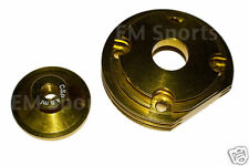 Mini Pocket Bike Big Bore Kit Gold CNC Head Parts 47cc 49cc Cags Mx3 GP-RSR