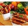 (Free Ship) Chicken Jerky Skewers Dog Treat Gum Chew Rawhide Made in USA