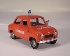 Schuco 1/43 Goggomobil Feuerwehr OVP #46