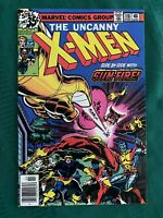 X-Men 118 - NM (9.4) White Pages!! 1st appearance of Mariko!