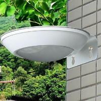 Body Sensor Solar Powered Garden Light Weatherproof LED Camping Patio Wall Lamp