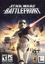 Star Wars: Battlefront (PC, 2004) 3 Discs - Complete