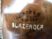 Antique Vintage Slazenger Patent Steelcore Shaft Brassie Wood Shaft Restored