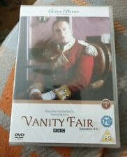 Vanity Fair - Ep 4-6 BBC Classic Drama {DVD} - New & Sealed - (Benefits Charity)