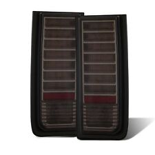 CG Hummer H2 03-04 LED Tail Light Smoke (Only 2003 And 2004)