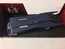Batman the Animated Series 1:24 BATMOBILE (w/ Figs) DC Comics NJ Croce New Loose