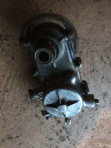 Honda hr194. Hr214. Hr216 rear roller gearbox. In gwo with base shield