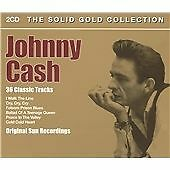 Johnny Cash : The Solid Gold Collection (2CDs) (2008)