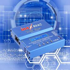Blue iMAX B6 AC B 6AC Lipo NiMH 3S RC Battery Balance Charger of RC hobby ZJUS
