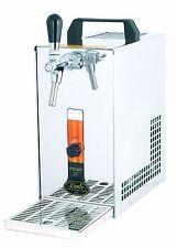 Bierkühler, Zapfanlage, PYGMY 25 K mit Luftkompressor inkl. Zubehör