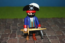 Playmobil Figures Pirate with Coat Series 6