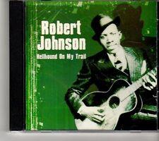 (FH863) Robert Johnson, Hellhound On My Trail - 2007 CD