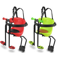 Bicycle Bike Baby Seat Kids Child Safety Carrier Front/Back Seat Saddle Cushion